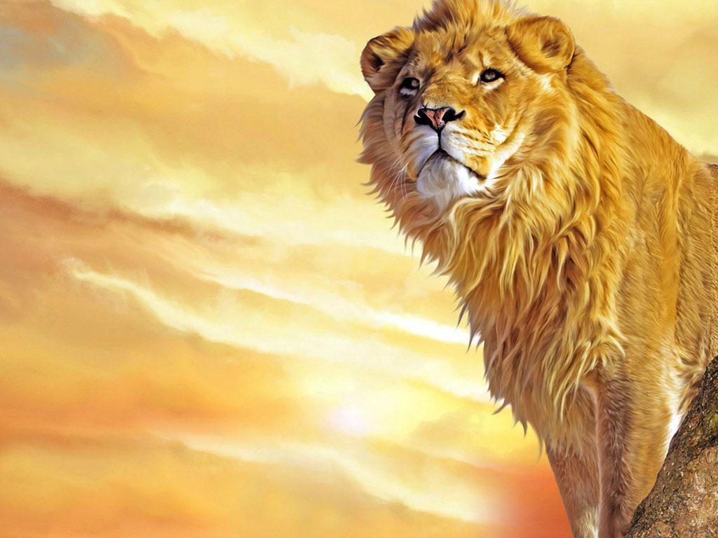 Texto Motivacional Os Três Leões