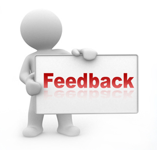 Use o feedback a seu favor!