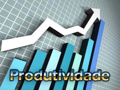 O sucesso depende da produtividade