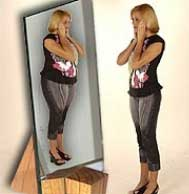 Autoimagem distorcida gera falta de autoconfiança