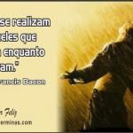 03 Mensagens Motivacionais: O sucesso é realizar seus sonhos!